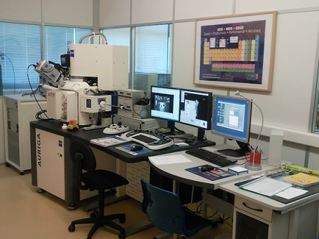 Laboratory of Nanofabrication